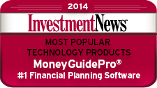 #1 Financial Planning Software